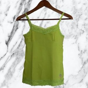 3 for $15 LaSenza Girl Green Tank Top